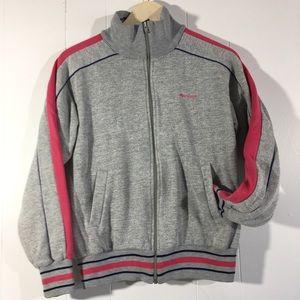 90s vintage MacGregor sweatshirt jacket full zipup